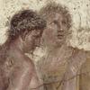 Wandmalerei Iphigenie auf Tauris